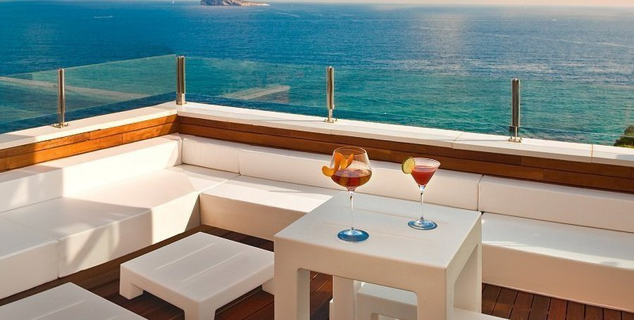 'Sunset Terrace' & Chillout Отель Villa Venecia Boutique Бенидорме