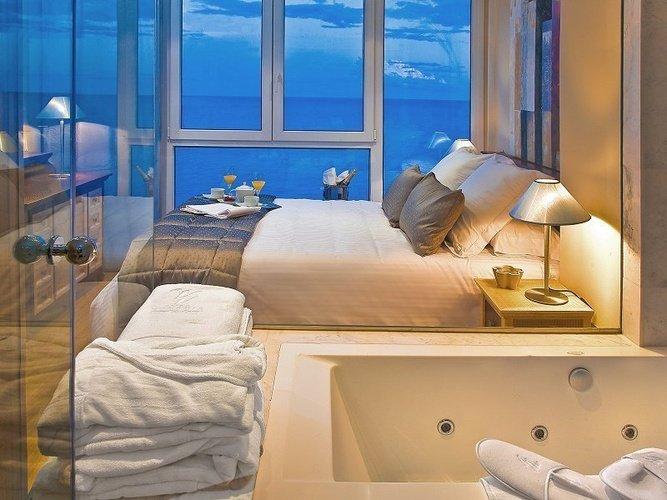 Стандартный одноместный номер Supreme Отель Villa Venecia Boutique Бенидорме