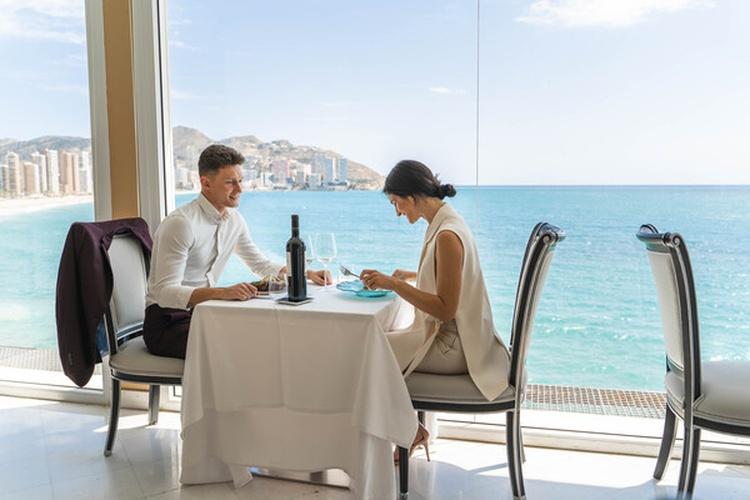 Ресторан Отель villa venecia boutique бенидорме