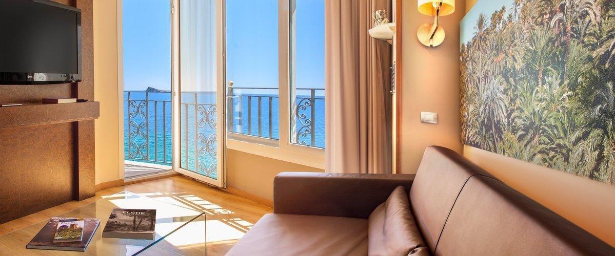 Комната Отель villa venecia boutique бенидорме